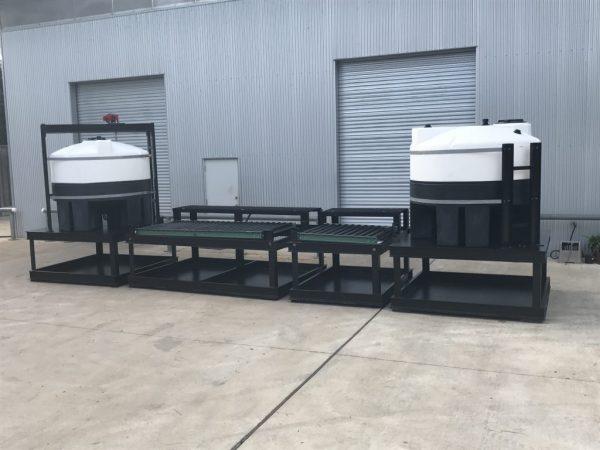 Steel Water Storage Tanks