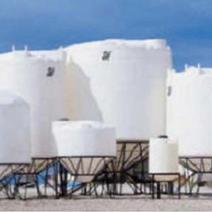 Vertical Cone Bottom Tank